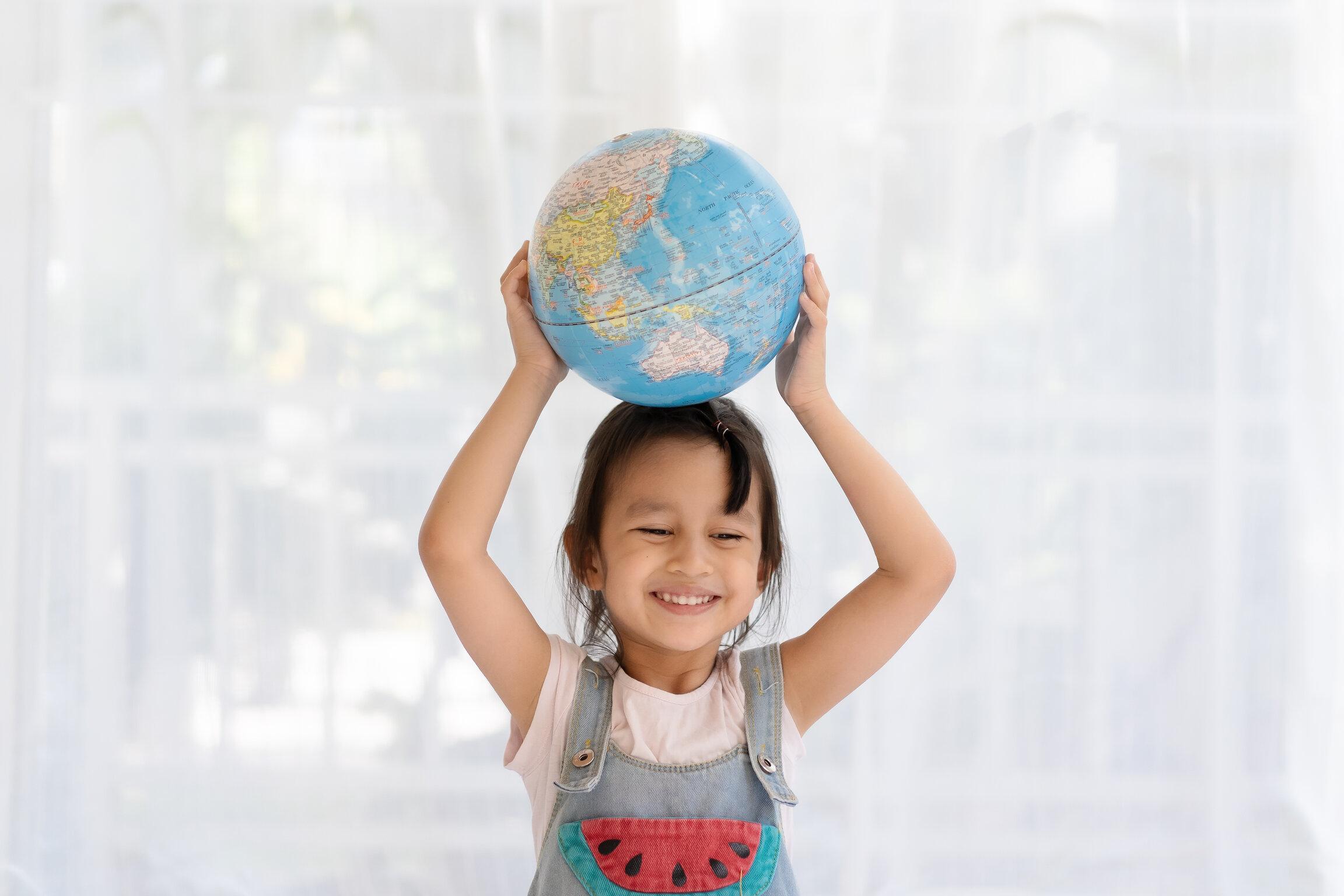 Meertaligheid bij kinderen